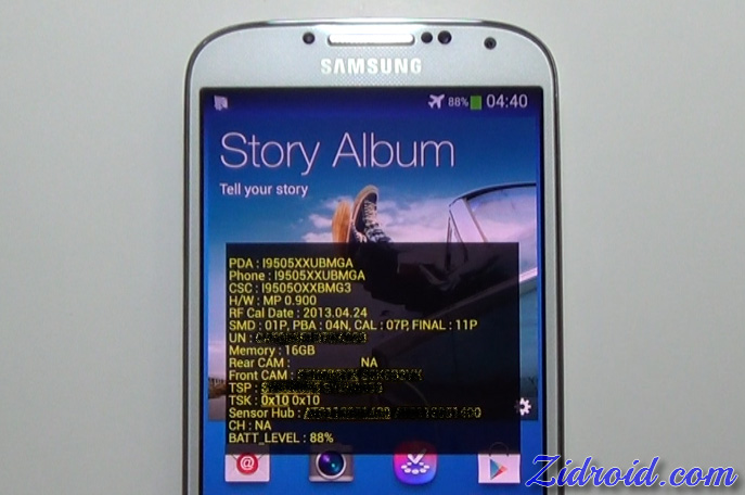 How To Exit Factory Mode For Samsung Galaxy Devices Zidroid