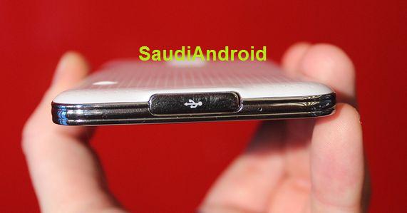 Galaxy S5 USB