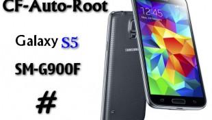 Galaxy S5 CF Auto Root