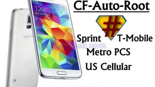 CF Auto Root for Galaxy S5