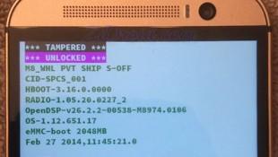 UnLock Verizon HTC One M8 Bootloader
