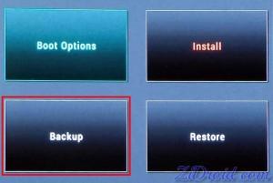 SafeStrap Backup