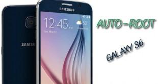 Auto Root Samsung Galaxy S6