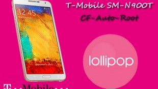 CF-Auto-Root for T-Mobile SM-N9