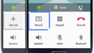 Enable Call Recording on Galaxy