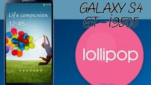 Flash Galaxy S4 I9505