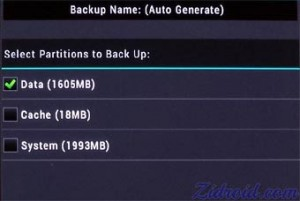 SafeStrap Backup User Data