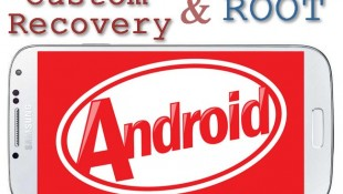 KitKat CWM and Root Galaxy S4