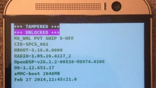 UnLock Verizon HTC One M8 Bootloader