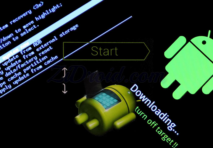 Boot into Download, Fastboot, Recovery Mode Using ADB – ZiDroid