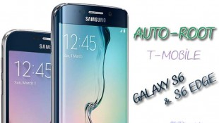 Auto Root T-Mobile Galaxy-S6 and S6 Edge