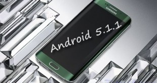 Android 5.1.1 on Galaxy S6 Edge