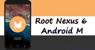 Root Nexus 6 On Android M