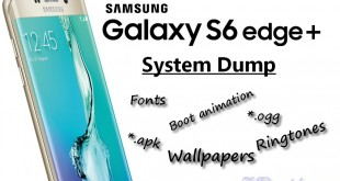 Galaxy S6 Edge Plus System Dump