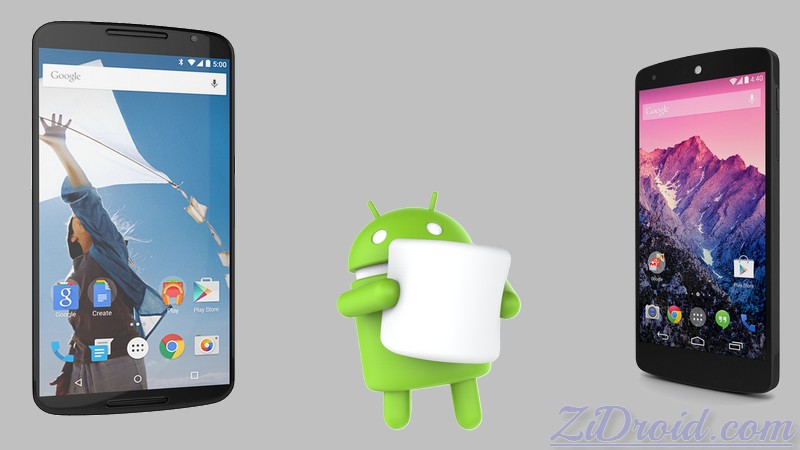 How to Root Nexus 5 and Nexus 6 on Android 6 0 Marshmallow